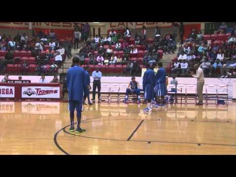 FNN High School Basketball-Talladega Christmas Tournament Championship Night 2013