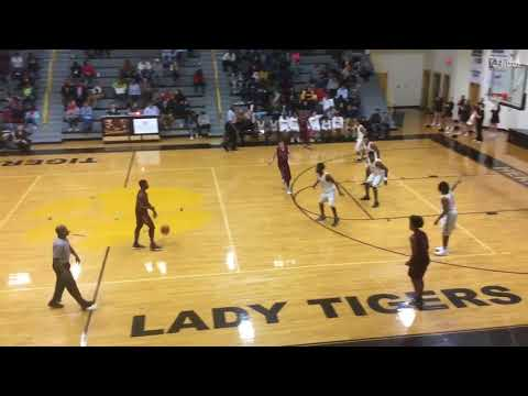 Jalen Lynn PG 2018 Sr Highlights - Collierville High/TN