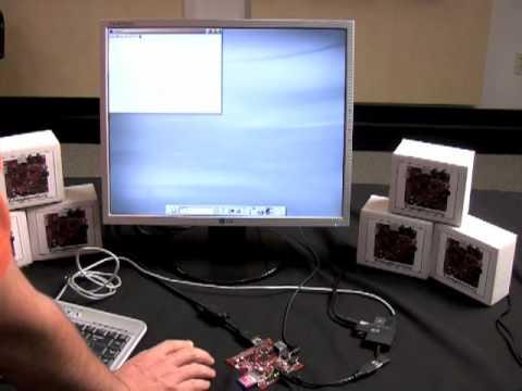 Beagle Board 3D, Angstrom, and Ubuntu June 2008