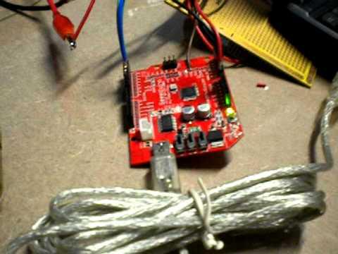 ROV Garaquático Sistema de Controle