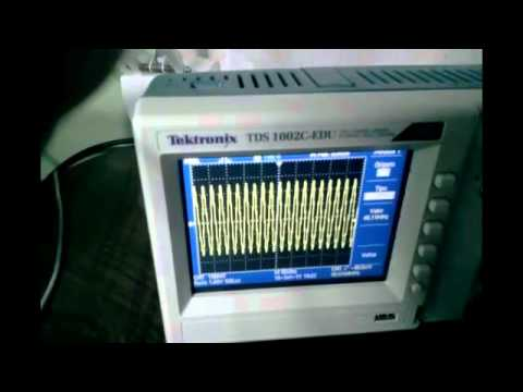 1ª Parte - Modificação da freq. de transmissor