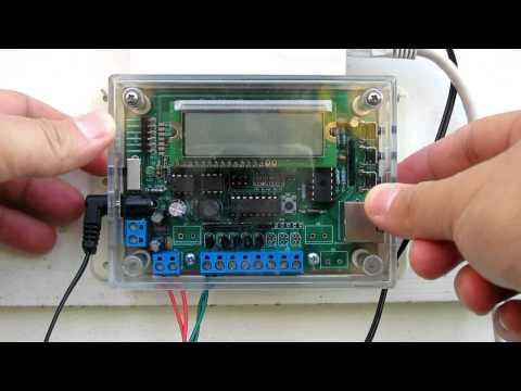 OpenSprinkler - Open-source Web-enabled Sprinkler Valve Controller