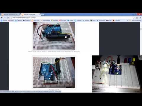 PID  Projeto 2 - Controle de Luminosidade