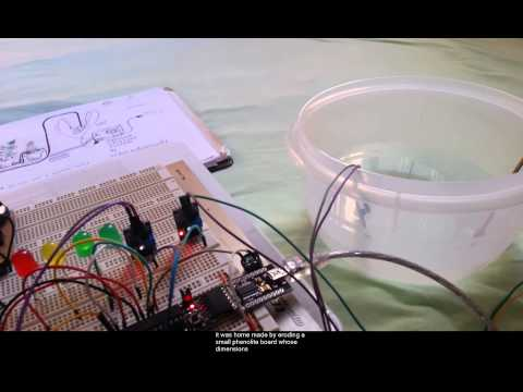 Arduino Irrigation System part 2