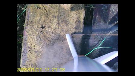 Lancamento do VS-40 com camera embarcada na UFRPE