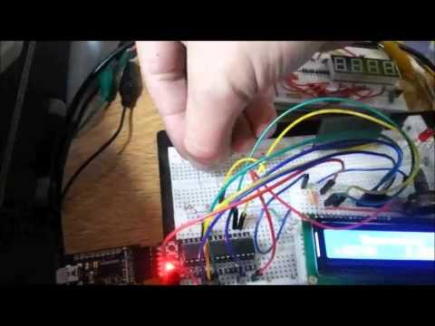 Ohmimetro com Arduino