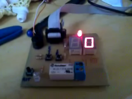 Timer Lâmpada UV