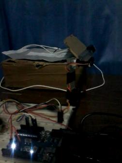 projeto braço robo