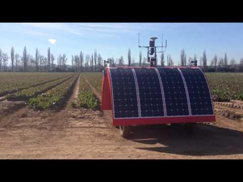 Robo Joaninha: Agricultura