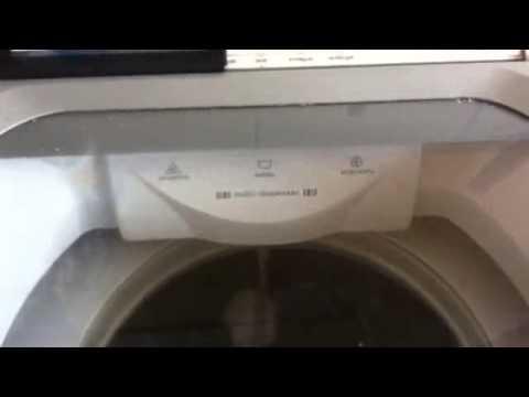 teste do sistema de medição web via arduino maquina de lavar