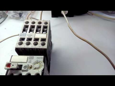 Arduino Relay Shield Trifasico