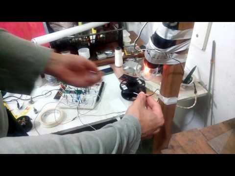 Termistor Dimmer e Arduino