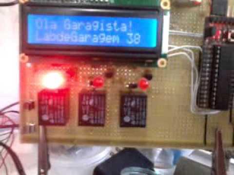 Temporizador Arduino para controle de motores