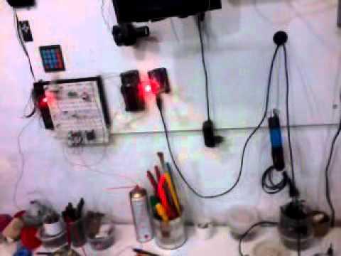 RF Arduino com Relay board