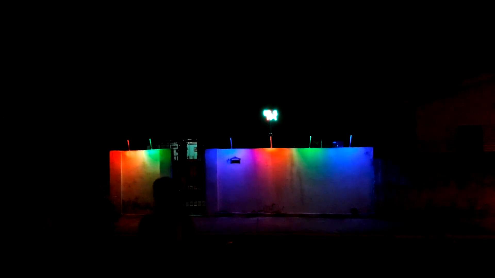 Projeto Show de Luzes de Natal 2017