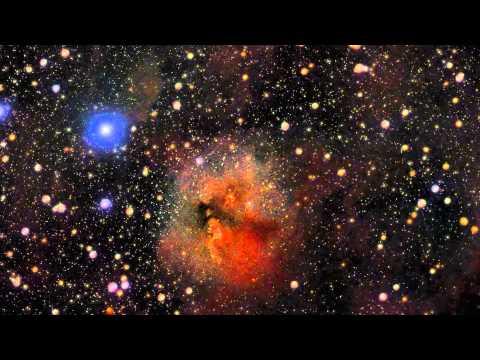 Взгляд через телескоп на систему XZ Тельца