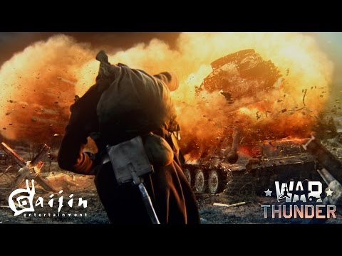 """War Thunder: """"Победа за нами"""" / """"Victory is ours"""""""