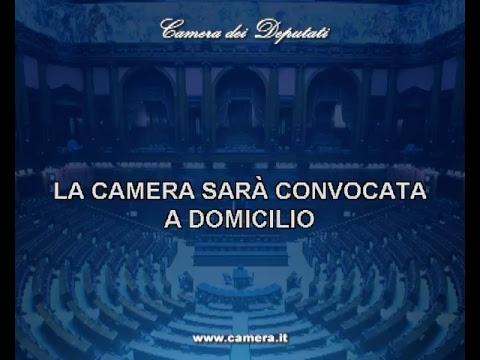 Diretta canale satellitare della Camera dei deputati
