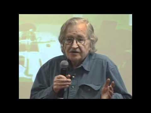 Noam Chomsky - Universal grammar and the genetics of language