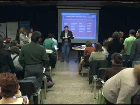Jeremy Harmer - Making Large Classes Smaller - Part 4