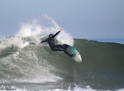 Carving up the West Coast...