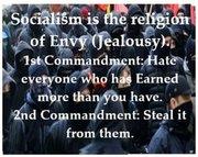 Religion Of Socialism