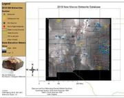 New Mexico Meteorite Database 2018