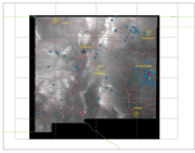 New Mexico Meteorite Database Full