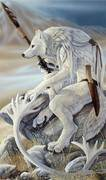 The White Wolf Of Old