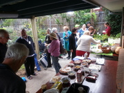 LFG Event: Saturday 28 June 2014, Warren Goodlet's Garden Visit in Crestmead
