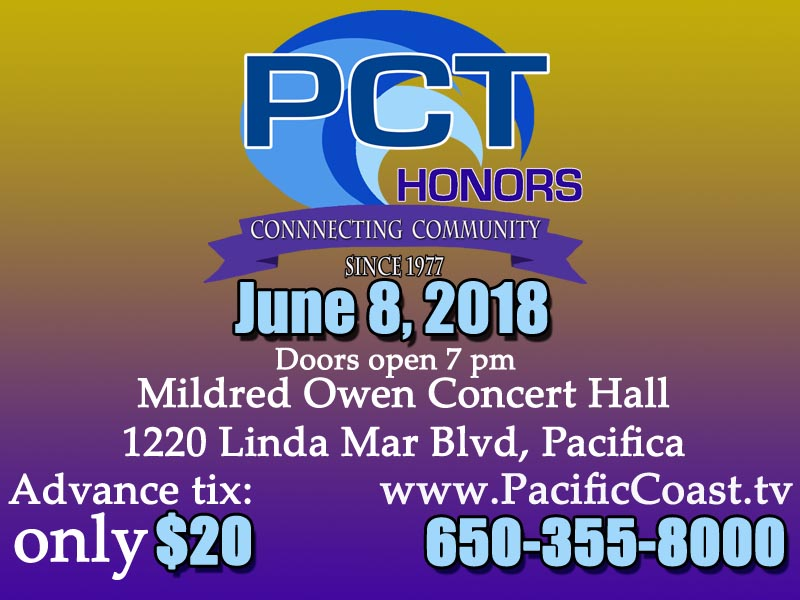 PCT Honors 2018 Info