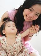 Gracie & Mommy