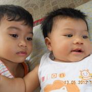 แม่น้อง เช ยอน & ชิน ยู