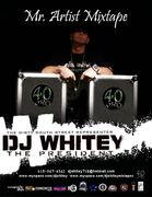 DJ Whitey a.k.a. The President