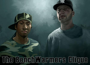 The Benchwarmers Clique