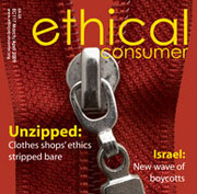 Bryony @Ethical Consumer mag