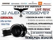 Dj Alex Crossover