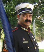 Lieutenant Frederick Georges