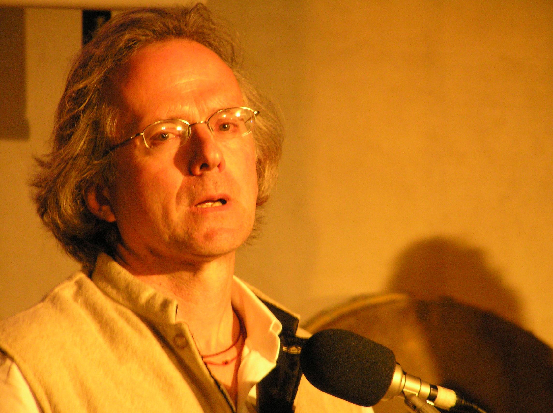David Hykes live in Prague