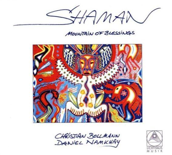 Christian Bollmann und Daniel Namkhay - CD Shaman
