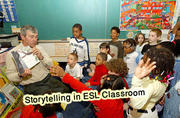 Storytelling in ESL classroom