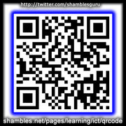 QR Codes in Teaching and Learning with Shamblesguru
