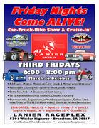 Friday Nights At The Track - Braselton, GA