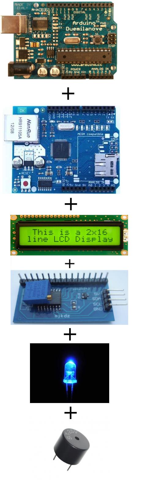 Arduino + JSON - Laboratorio de Garagem (arduino, eletrônica