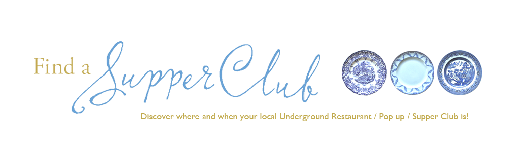 Find a Supper Club