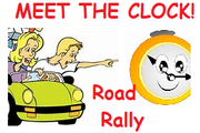 """""""MEET THE CLOCK"""" - A Unique Rally To Young Harris, GA!"""