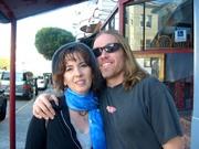 Me and my husband Lee, San Francisco, 2008