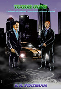 Ebook cover for Tough Guys: The homicide cases of Turner Hahn and Frank Morales