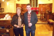 Ruth Rendell and MB