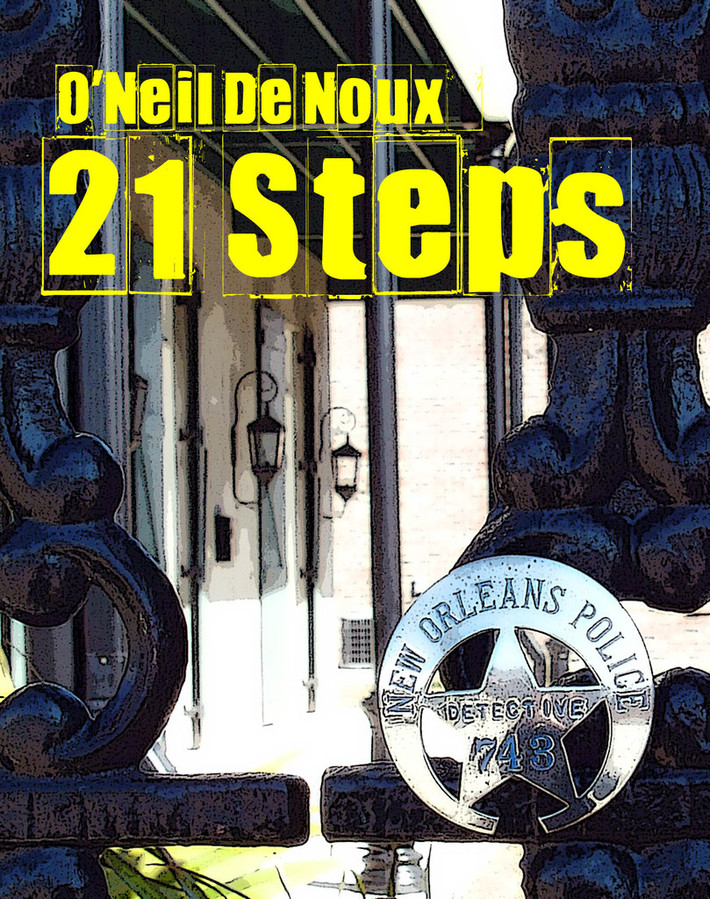 """21 Steps"" by O'Neil De Noux"